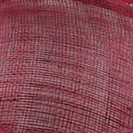 Бирюзовый синий головной убор Sinamay шляпа с пером хороший свадебный головной убор красные свадебные шапки очень хороший 20 цветов можно выбрать MSF094 - Цвет: marron