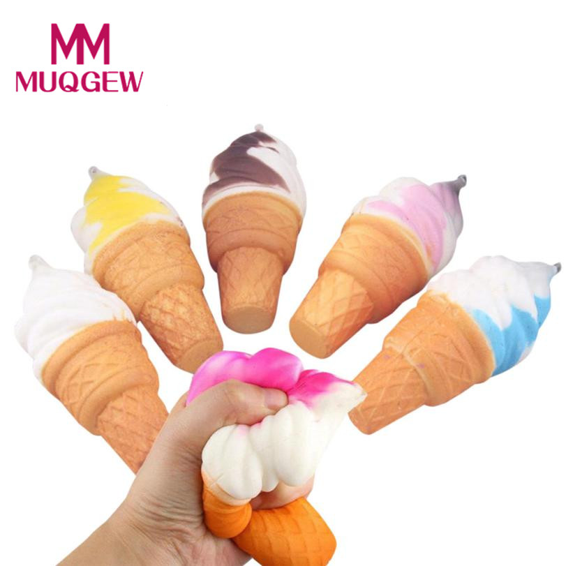 Dropshipping squishies toy squishy Antistress 10cm Ice Cream Simulation Cake Slow Rising Cellphone Straps Bread Toys Oyuncak #JD цены