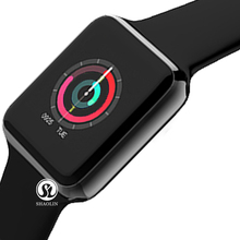 Newest Smart Watch for Apple IOS and Android Smartphone Heart Rate Monitor Bluetooth