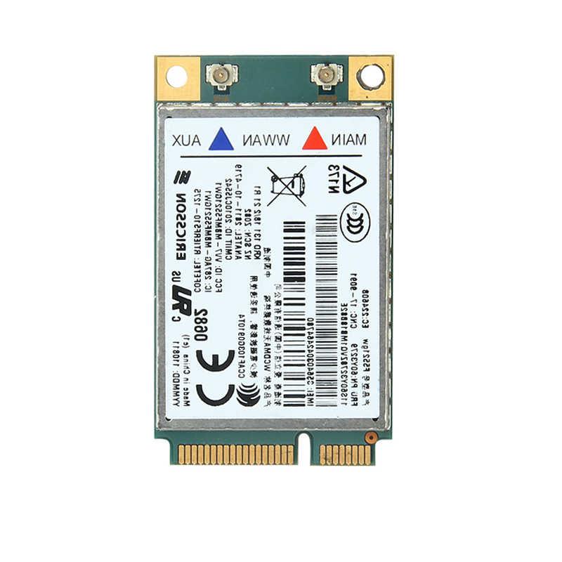 Unlocked For Ericsson F5521GW Wireless 3G WWAN WCDMA HSPA GSM GPRS Mobile  Broadband Fit Lenovo T420 T520 W520 X220 E520 W520 X1