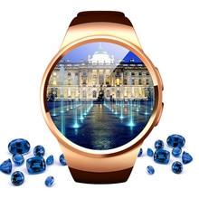 عالية التقنية ساعة ذكية متصلة ساعة اليد لسامسونج هواوي شاومي أندرويد الهواتف الذكية دعم مزامنة دعوة ميسنجر Smartwach