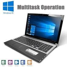 Купить с кэшбэком Intel Core i7-5600U 15.6 Inch 8GB RAM 512G SSD Built -in Optical Drive Laptop 1920 x 1080P Notebook Windows 10 Ultrabook