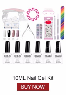 10ML Nail Gel Kit