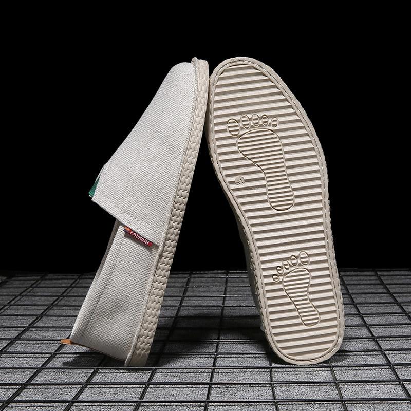 2019 grande taille 36 44 décontracté Hommes Baskets Plateforme Chaussures Grille Respirante Hommes Chaussures Haut Haut Chaussette Marche Hommes Chaussures Vulcanisées - 4
