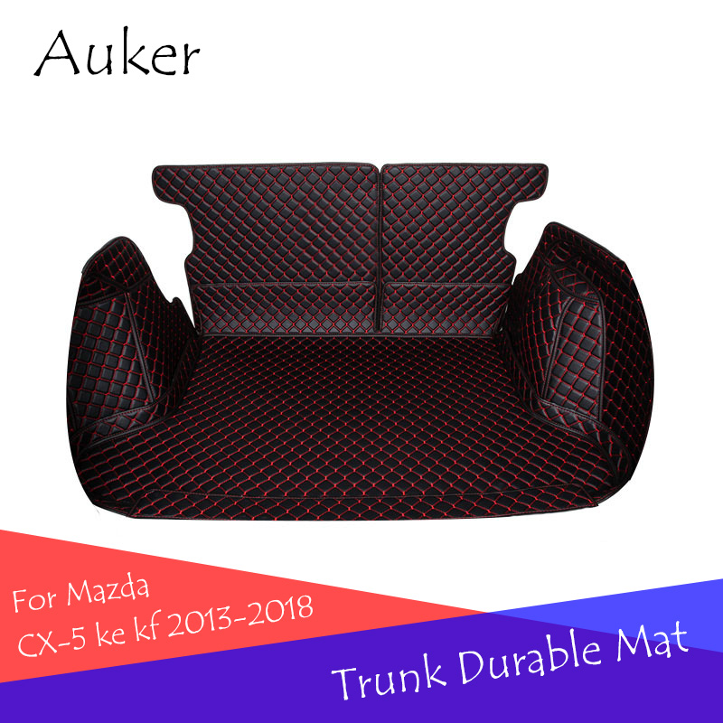 Trunk Mat Pad Cushion Anty-dirty Cargo Liner For 2013-2019 Mazda CX5 CX-5 KE KF Car-covers