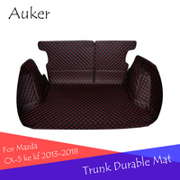 Trunk Mat Pad Cushion Anty dirty Cargo Liner For 2013 2019 Mazda CX5 CX 5 KE KF Car covers