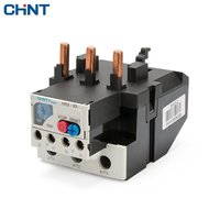 CHINT Heat Relay NR2 93 Overload Protect 220v Heat Protect Relay Heat Overload Relay