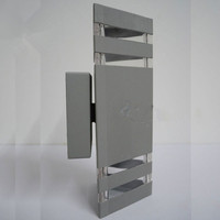 100x300mm Newly Triangle Up Down Aluminum Led Wall Lamp Balcony Lamp Outdoor Lamp Garden Lights Staircase