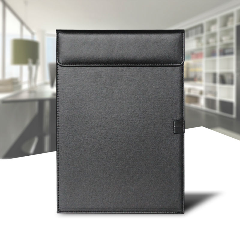 A4 Pu Leather Business Office Conference Agreement Writing Pad
