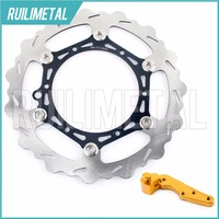 270mm Oversize Front Brake Disc Rotor Bracket Adaptor For KTM SX 200 EXC 250 F SIX
