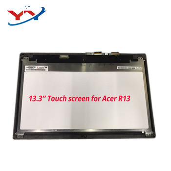 13.3'' Touch screen For Acer Aspire R13 LCD Assembly FHD 1920*1080 LP133WF2-SPL7