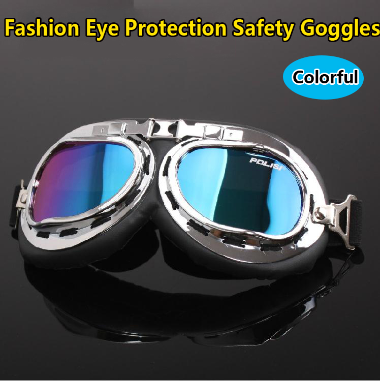 Eye protection Windproof anti-UV Protective Safety Glasses safety goggles kopilova safety goggles anti dust aviod sputtering goggles windproof glasses for eye protection free shipping