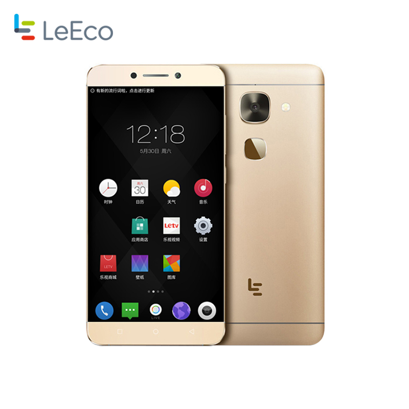 Letv LeEco Le S3 X626 4G RAM Handy MetalBody FDD LTE Deca Core 2,3G Dual SIM 5,5