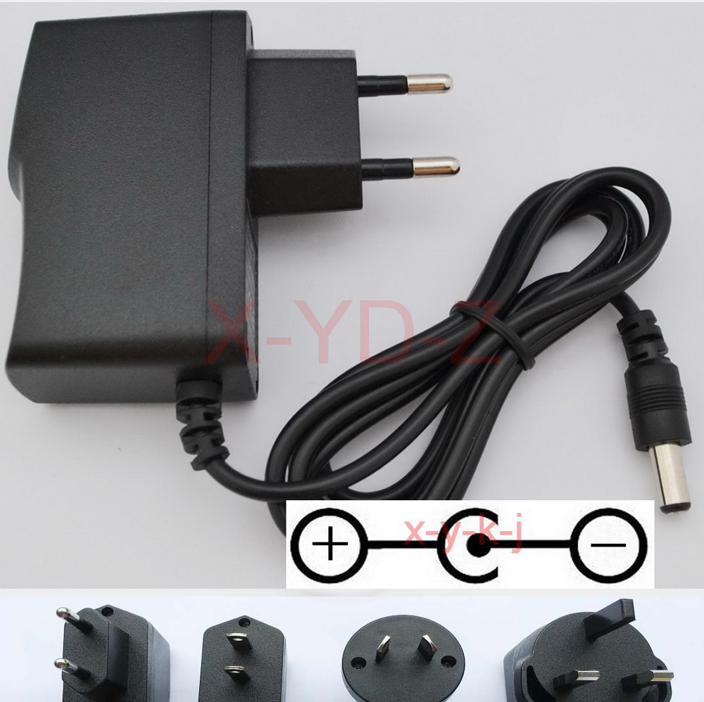 BOSS PSA-120S 9V AC Adapter 500mA Power Supply for BOSS Roland Effects Pedals