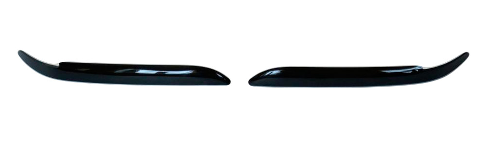 Cilia eyebrows case for BMW 5 series E39 1996 2003 cover trim moldings lights font b