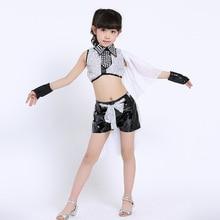Hip-Hop Gadis Anak-anak Kostum