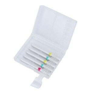 Image 4 - Torneira jato de água irrigador oral escova de dentes flosser dental implementos cuidados orais jato de água irrigador dental flosser dente mais limpo