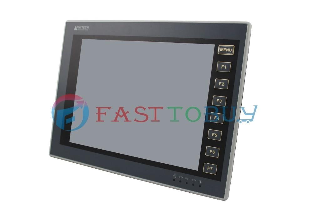 NEW PWS6A00T-N Hitech Beijer HMI TFT LCD 10.4 Inch 640*480 Ethernet 2*USB Host 3*COM 1Y Warranty