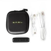 SMSL IDOL+ Portable Mini USB Audio DAC And Headphone Amplifier Mirco USB DAC Support OTG 24bit/192KHZ MAX97220A VT1620A