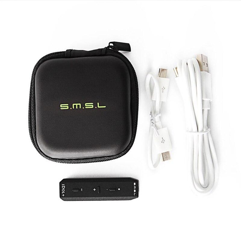 Aroma In Portable Mini Usb Audio Dac Und Kopfhörerverstärker Mirco Usb Dac Unterstützung Otg 24bit/192 Khz Max97220a Vt1620a Duftendes Ernst Smsl Idol