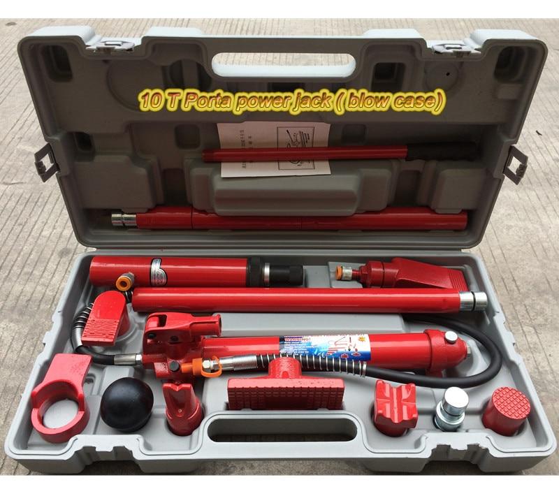 10 Ton Hydraulic Separation Jack Detachable Special Purpose For Auto Repair Shop general hydraulic lietex 500x800x80 ral9016 10