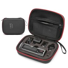 Portable Waterproof Storage Bag Carrying Case with Zipper for DJI OSMO POCKET Charging Case Device Accessories dji osmo pocket case storage bag portable bag module storage compatible with wireless osmo pocket accessories