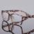 Nueva Ultraligero Anteojos TR90 Marco Para Las Mujeres Retras Gafas de Miopía Marco de la Prescripción Óptica marcos de Las Mujeres Clásicas 9337