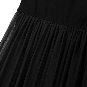 Image 3 - Балетное платье для девочек, красивые танцевальные платья, гимнастическое трико для девочек, трико с юбкой для лирического платья, празднование духа