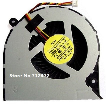 New laptop CPU Fan For Toshiba Satellite L850 L850D L855 L855D C55 C55D L870 L870D L875 L875D C870 C870D C875 C875D