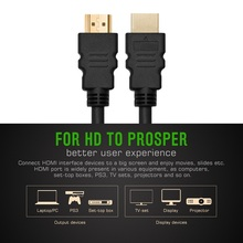 1M,2M,3M,5M,7.5M10M High speed Gold Plated Plug Male-Male HDMI Cable 1.4 Version HD 1080P 3D for HDTV XBOX PS3 computer cable