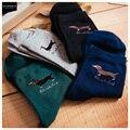 Envío libre Barato 2015 nuevo modelado 18,002,084 Calcetines calcetines de algodón calcetines de dibujos animados de perro salchicha