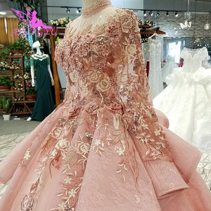 Image 4 - AIJINGYU Wedding Dress Black Gowns Plus Size Bride Indonesia Custom In Dubai Gown Two Pieces Cheap Bridal Dresses