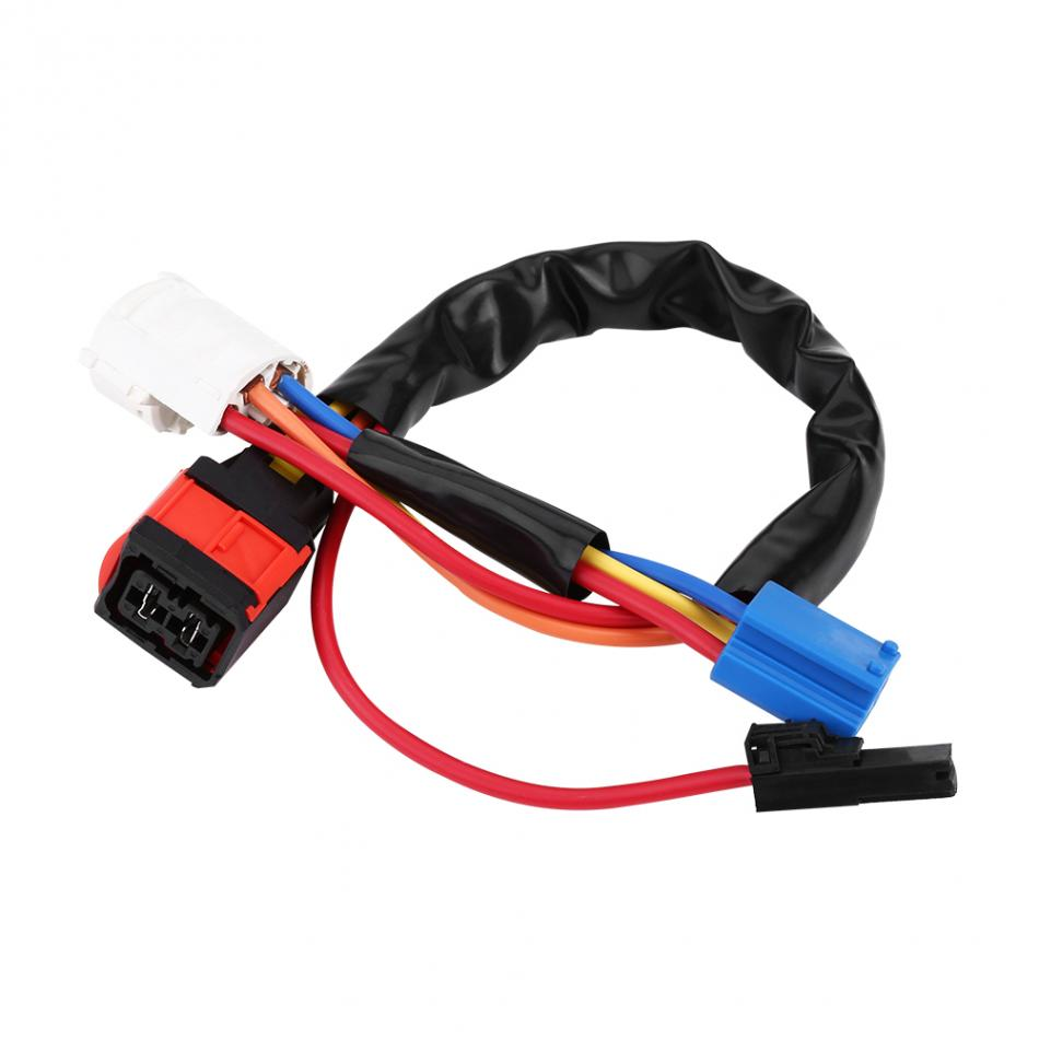 Ignition Coil Switch Lock Barrel Plug Cable Wire For Peugeot 206 406   Citroen Xsara Picasso Auto