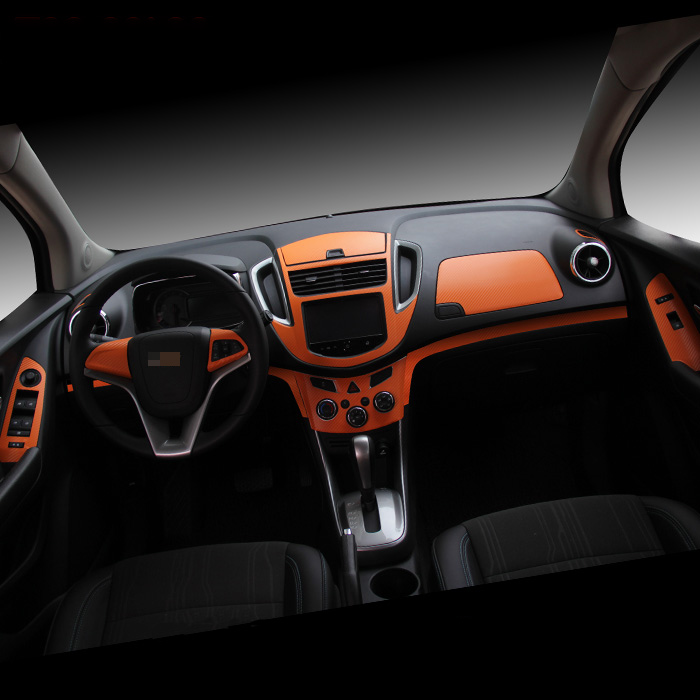 car styling brand new car interior center console color
