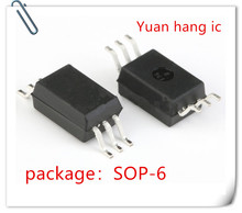 NEW 10PCS/LOT  ACPL-P345 ACPL-P345-500E MARKING P345 SOP-6 IC
