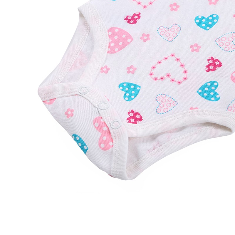 2016 Baby Boy Girl Clothes Body Cute Floral Short Sleeve Baby Bodysuits Overalls Ropa de Spring Next Newborn Summer Costume (96)