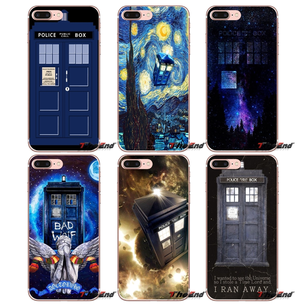 Cellphones & Telecommunications Lvhecn S3 S4 S5 Note 3 4 5 7 8 Phone Cover Cases For Samsung Galaxy S6 S7 S8 S9 Edge Plus Soft Silicon Tardis Galaxys Doctor Who Easy And Simple To Handle Fitted Cases