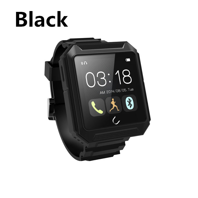 U Watch New IP68 Waterproof Compass Bluetooth Watch Uterra Smart Watch Android font b Smartwatch b