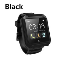 U Uhr Neue IP68 Wasserdicht Kompass Bluetooth Uhr Uterra Smart Uhr Android Smartwatch für iPhone Samsung Sony HTC Smartphone