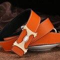 Модельер кожаный ремешок мужской пряжкой ремни для мужчин аутентичные пояс тенденция мужской ремень ceinture, cinto мужской freeshipping