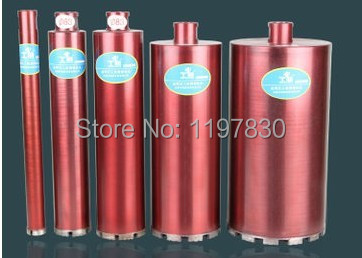 ФОТО Promotion sale of engineer using laser welded M22 mounting 140*350*10mm diamond core bit Drill bits for drilling hard cocrete