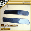 Car-styling For Nissan Skyline R33 Carbon Fiber B-Pillar Cover Replacement In Stock