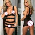 2017 сексуальное женское белье горячей открытой промежность кружева эротическое белье babydoll сексуальный костюм Искушение костюм Прозрачные пижамы сорочка женщины