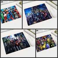 XGZ Verkauf Gummi Video Maus Pad Büro Desktop Pc LCD Laptop Mi Pad Kann Auch Verwendet Werden Als Nach geschenk Zu Super Hero Matten