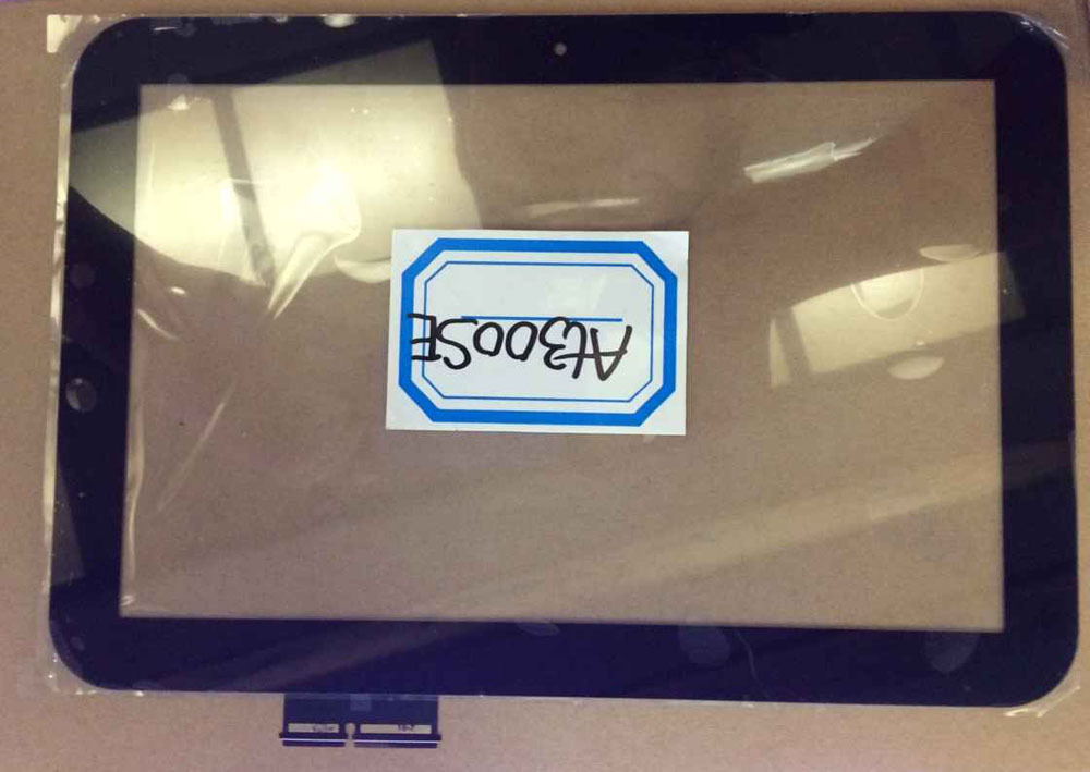 NEW Touch Screen With Digitizer Panel Front Glass FOR Toshiba AT300SE not for AT300 free shipping  цены онлайн