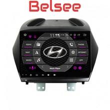 Belsee Android 8,0 Oreo Авто головное устройство автомобиля Радио Стерео 8 Core 4-32 ГБ Мультимедиа Навигация DAB IX35 tucson 2009-2015 Sat Nav