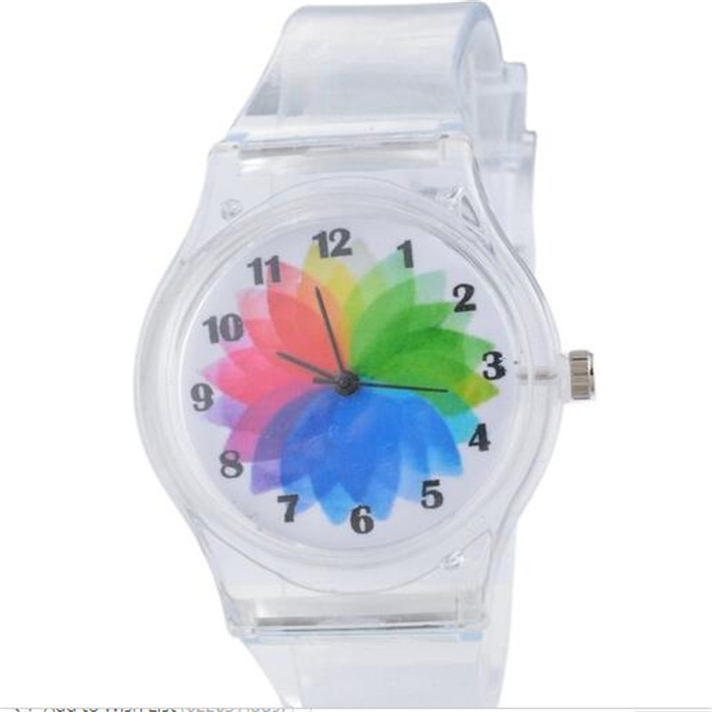 S Lovely Children Students Watch Silicone Watches Women Sport Casual Quartz Wristwatch Novelty Ladies Watch Cartoon Reloj Mujer