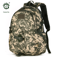 Camouflage Outdoor Sports Army Military Tactical Backpack 40L Bag For Walking And Hiking Camping Travel Backpacks