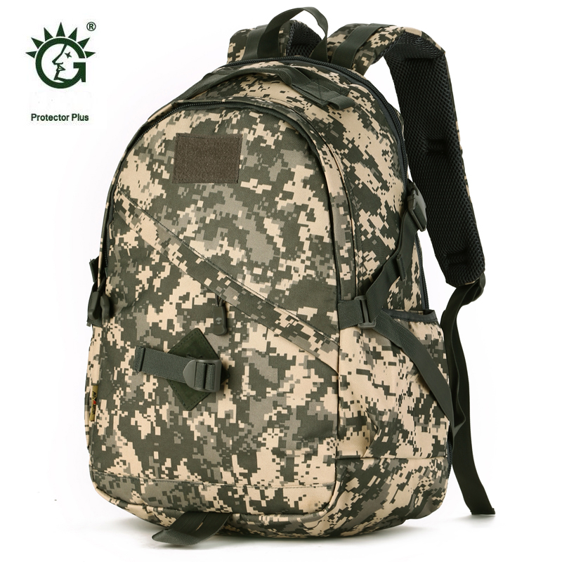 Camouflage Outdoor Sports Army Military font b Tactical b font font b Backpack b font 40L