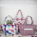New Lunch Bag Pouch Storage Box Flowers Insulated Thermal Cooler Picnic Tote High Quality